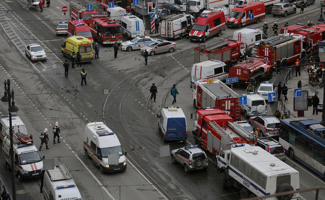 Explosions in Saint Petersburg: key facts of tragedy on the metro