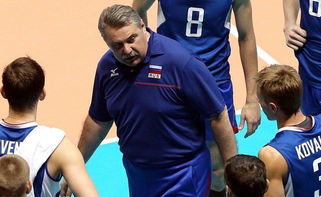 To repeat the success of 2013: Sergey Shlyapnikov to try to conquer World League in Kazan