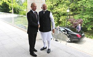 ''Russia is India's old-time friend''