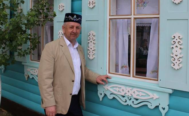''Congress of the Tatars' Executive Committee needs not vacuous people having the virus of nationalistic feelings''