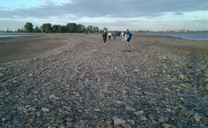 Dry river: catastrophic consequences on Volga River cannot be prevented?