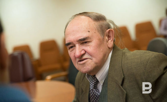 ''I did not understand first who Razel Wali was. He was the director of the Tatarstan National Library''