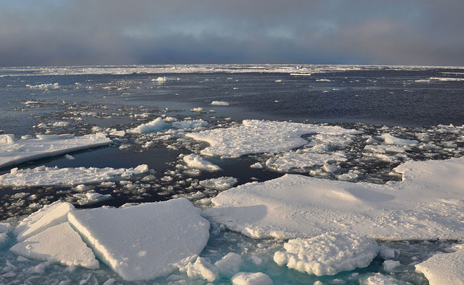 The Arctic Council members meet to discuss the region's further development