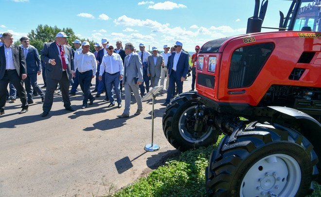 Field days: Federal Ministry of Agriculture approves Tatarstan support system for