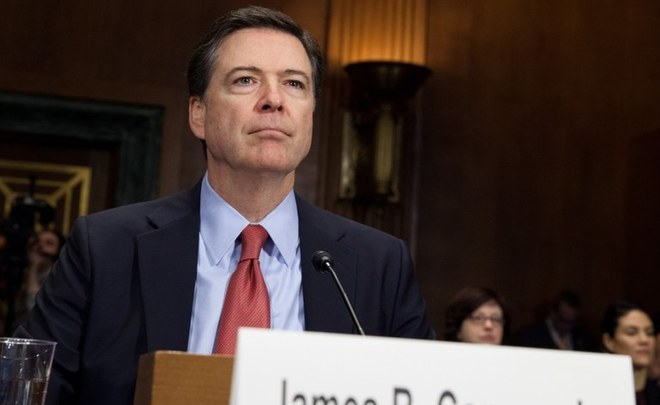 Comey declines to testify before Senate committee
