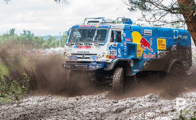 ''Every rally of KAMAZ-Master is like a serious military operation''
