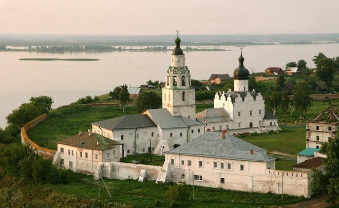 In the footsteps of Bolgar: Assumption Cathedral in Sviyazhsk included in UNESCO List