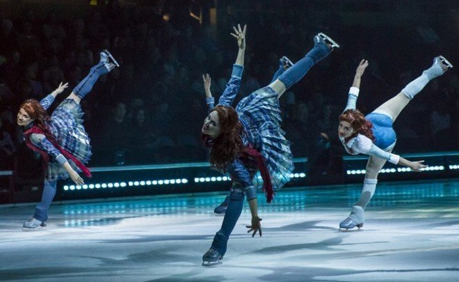 Cirque du Soleil to melt the ice in Kazan