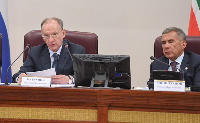 Security Council in Kazan: cyber attacks become main topic in Patrushev's report, protesters taken note of
