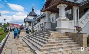 """Big crowds used to go in there!"": why the Assumption Cathedral in Sviyazhsk begins to count visitors"