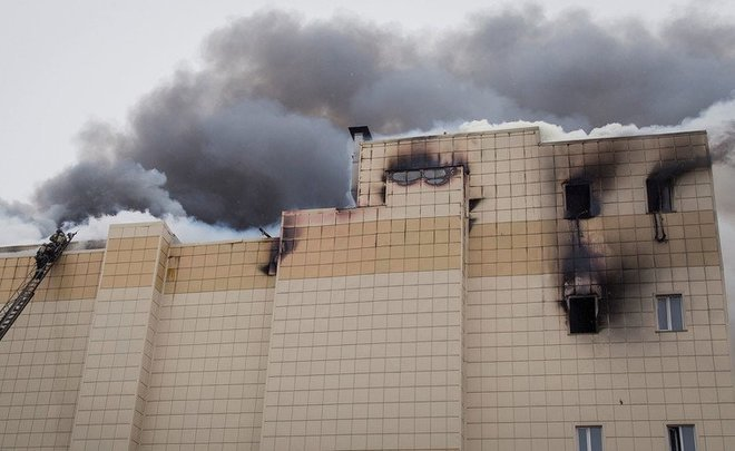 Kemerovo fire: ''Nobody cares whether it burns or not, they care about cost and a paper to cover themselves''