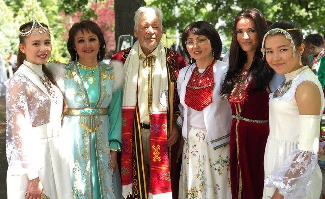 How Tatars and Bashkirs to celebrate Sabantuy in Geneva