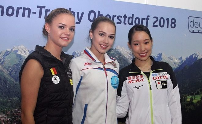 ''I've never felt such adrenaline'': Alina Zagitova opens season with new world record