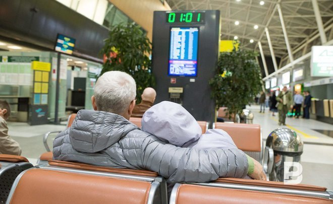 Wait here: Utair delays less often than other airlines, Rossiya good not at charter flights