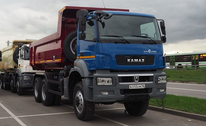 KAMAZ eyes further expansion into Asian markets