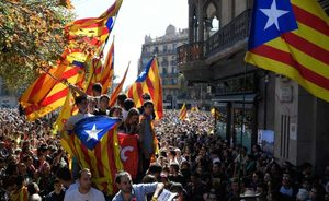 International panorama: parade of sovereignties from Catalonia with Kurdistan and session of Communist Party of China