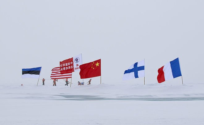 Why China investing in Russian Arctic?