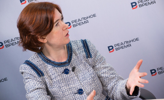 Natalia Orlova about possible ruble collapse: ''Even if there is an external shock, a movement will be at the year end''