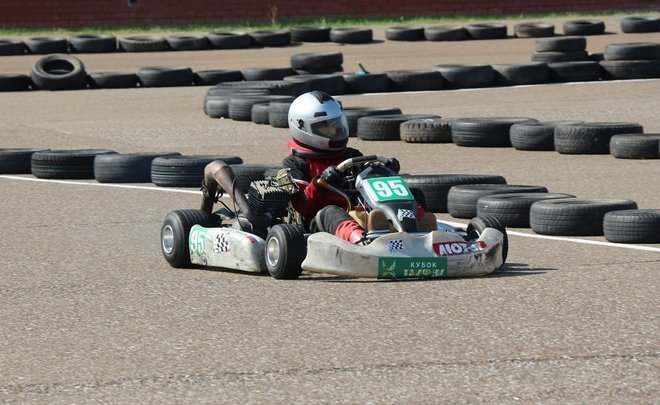 Kamskiye Polyany holds kart racing competitions for TAIF-NK Cup