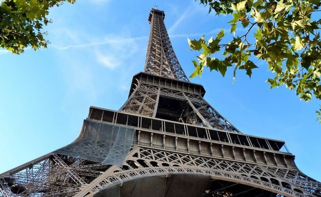 Eiffel Tower to be built in Kazan