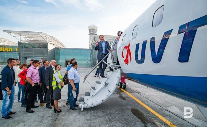 UVT Aero flies to Munich: Tatneft prepares to lease three Embrаers