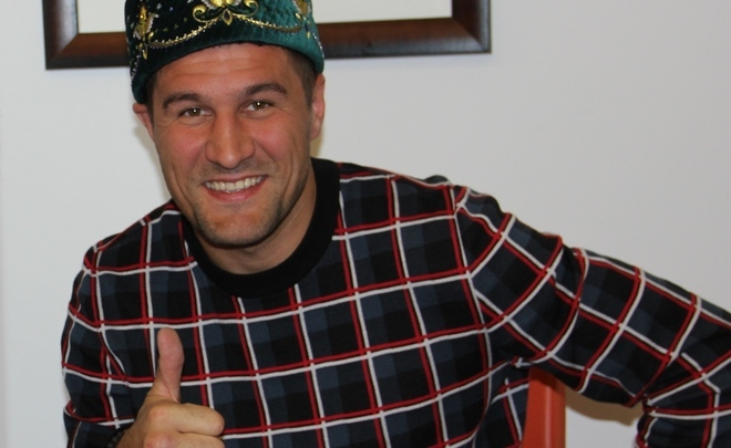Boxer Sergey Kovalev: ''I was in the republic once, in Naberezhnye Chelny when I drove my car'' - Realnoe vremya