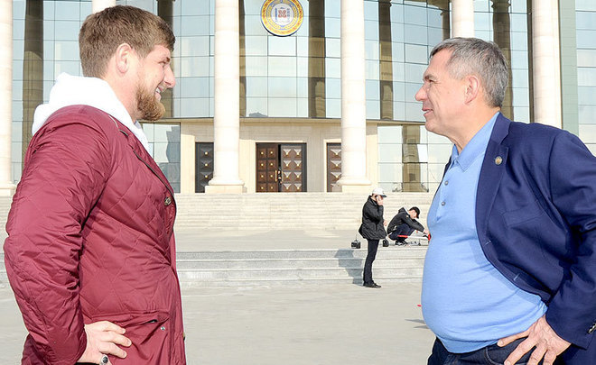 ''Stable'' Minnikhanov and gained ''weight'' Kadyrov become the candidates for ''politburo''