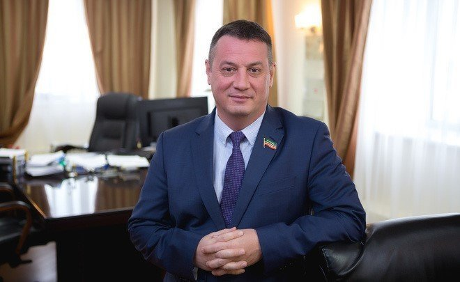 Farid Minigulov: ''Main production facilities of Kazanorgsintez have been updated at 70% since 2003''