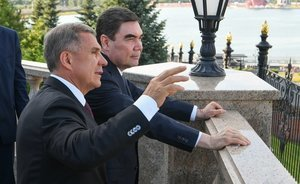 Rustam Minnikhanov to offer president of Turkmenistan to join Russia-Islamic World Group