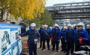 Accessible and open: members of general public visit Nizhnekamskneftekhim