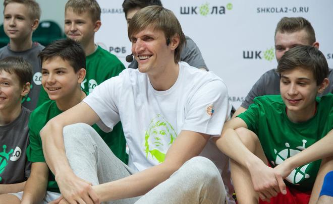 Andrey Kirilenko: ''Basketball world cup is the third important competition in the world. It would be cool to host it in Kazan''