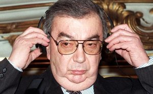 "Aleksey Malashenko: ""Primakov would not have been allowed to become president"""
