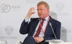 Anatoly Chubais: ''If we do not take the decision on CSA-2, renewable energy in Russia will wither''