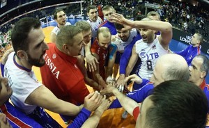 Russian volleyball is sane.What about society?