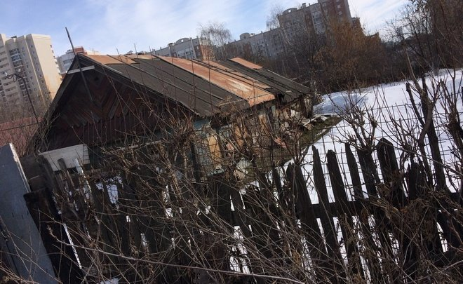 Savinovka residents threatening to surprise the guests of Kazan with slums without gas, water and sewer