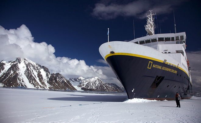 National Geographic plans 3 cruises to Russian Arctic in 2019