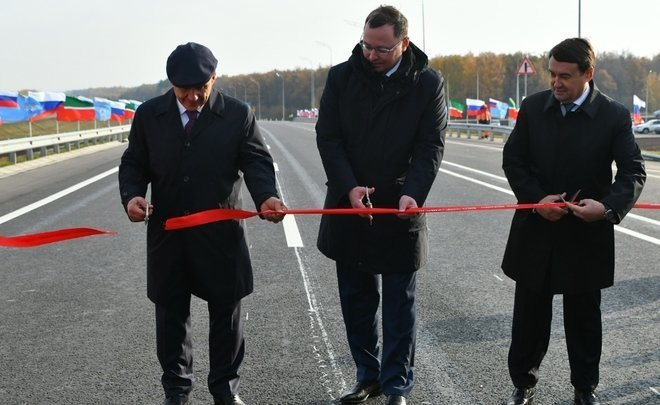 Rustam Minnikhanov: ''Our roads look even better today than some European ones''
