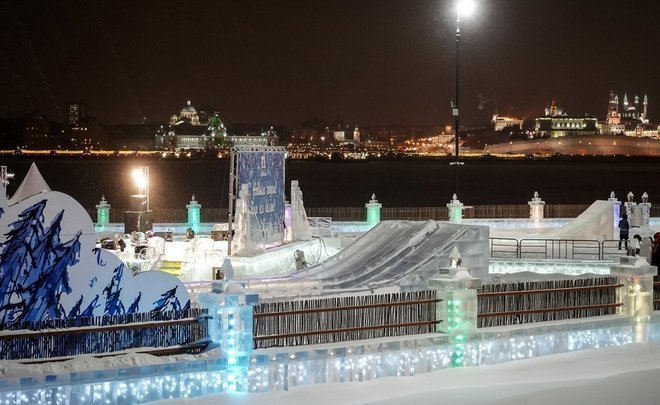 New Year's eve in Kazan: how Tatarstan attracts tourists on winter holidays