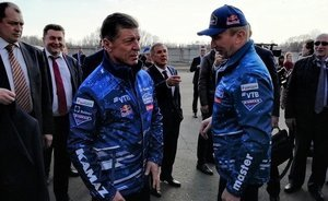 Swift as a racing KAMAZ truck: about how Dmitry Kozak holds a record-breaking short meeting in Naberezhnye Chelny