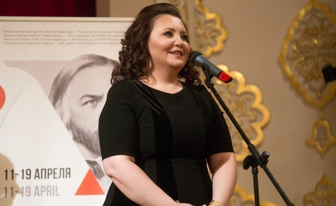 Albina Shagimuratova: ''Thank you all, you've been really great. You are the future of our opera''