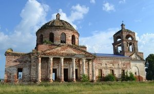 Tatarstan Archdiocese determines 300 churches for restoration