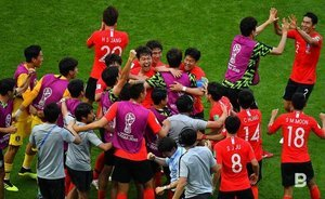 How Koreans forecasted win over Germany, while Osinovo residents fought against WIP