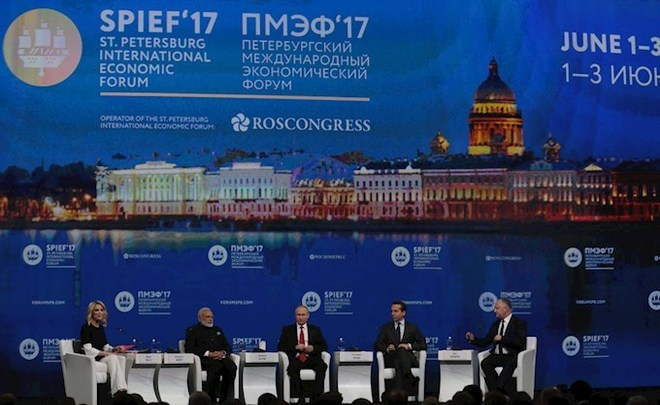 SPIEF 2017 results: fabulous sums of agreements, ''Stand easy!'' by Putin and parties for oligarchs
