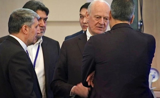 Talks on Syria in Astana: fight of journalists, Assad's trump cards and Turkish ally