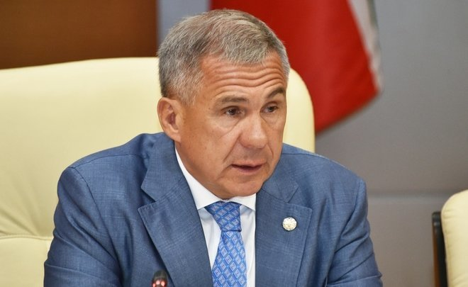 "Rustam Minnikhanov: ""There are no miracles. We don't go into debt here"""