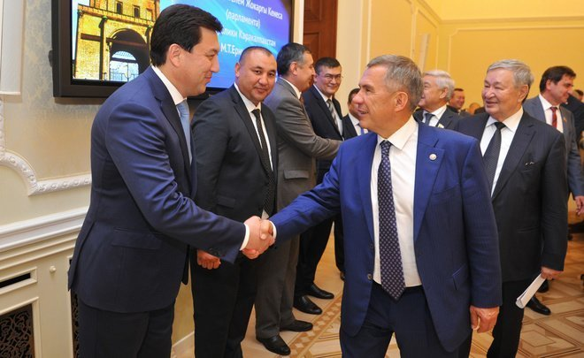 Rustam Minnikhanov: ''Tatarstan has always attached great importance to the development of contacts with Uzbekistan''