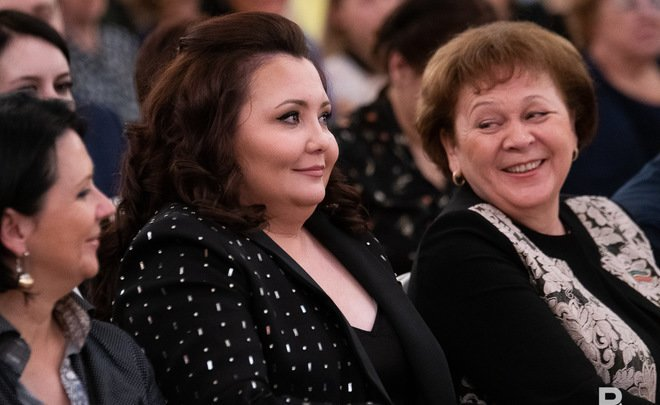 Albina Shagimuratova: ''Could I say 'no' to Gergiyev?''