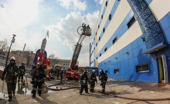 Kemerovo unlearnt lessons: fire at Perseus For Children shopping centre, casualties