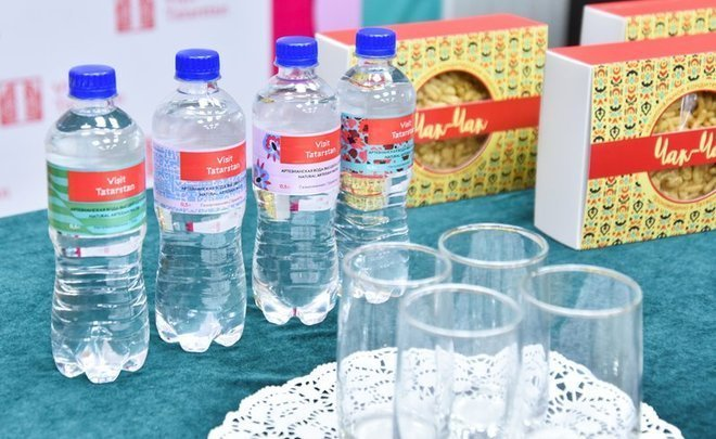 Branded champion's water and chak-chak to be offered as replacement for firewater to tourists in Kazan