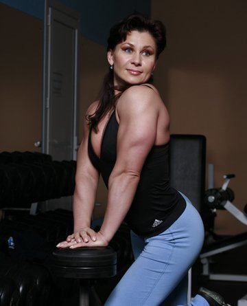 Nataliya Bystrova: ''I would like people to be more tolerant to female bodybuilding''